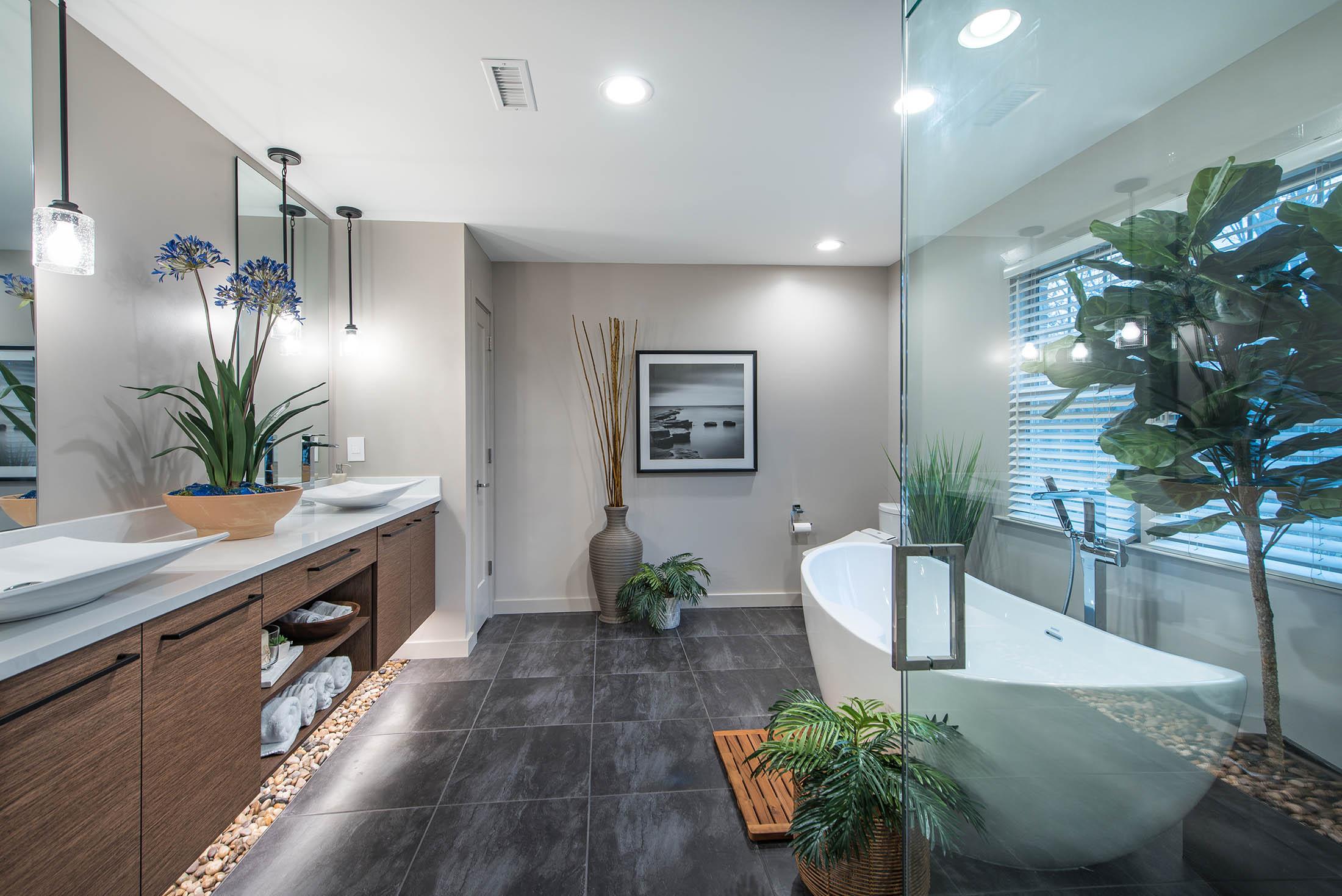 Farragut Master Bath