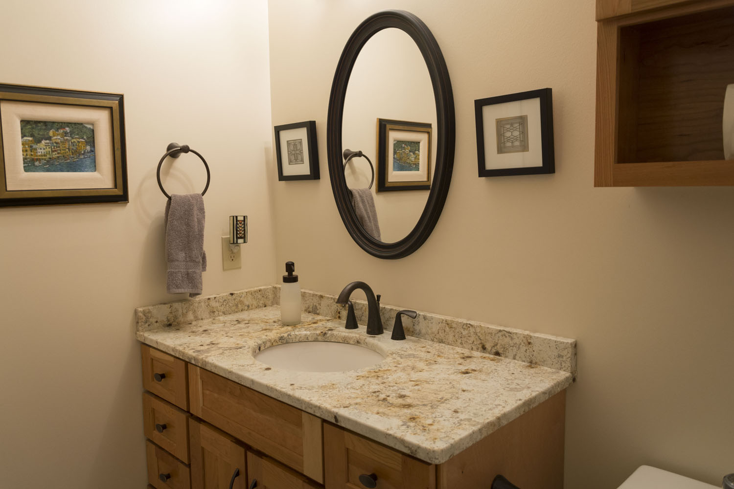 West Knoxville Master Bath and Kitchen
