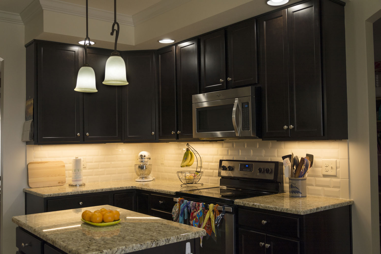 Pellissippi Parkway Master Bathroom and Kitchen